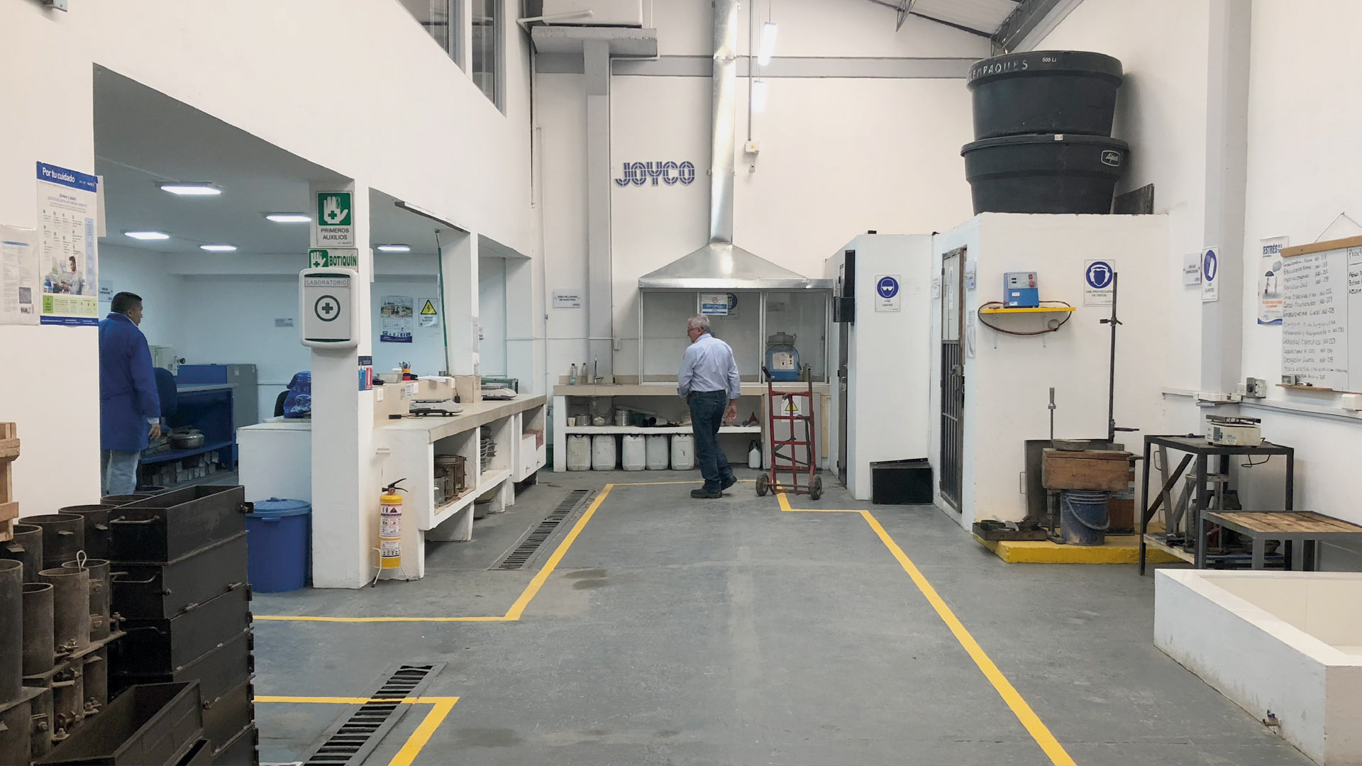 Joyco lanza Centro de Investigación e Ingeniería
