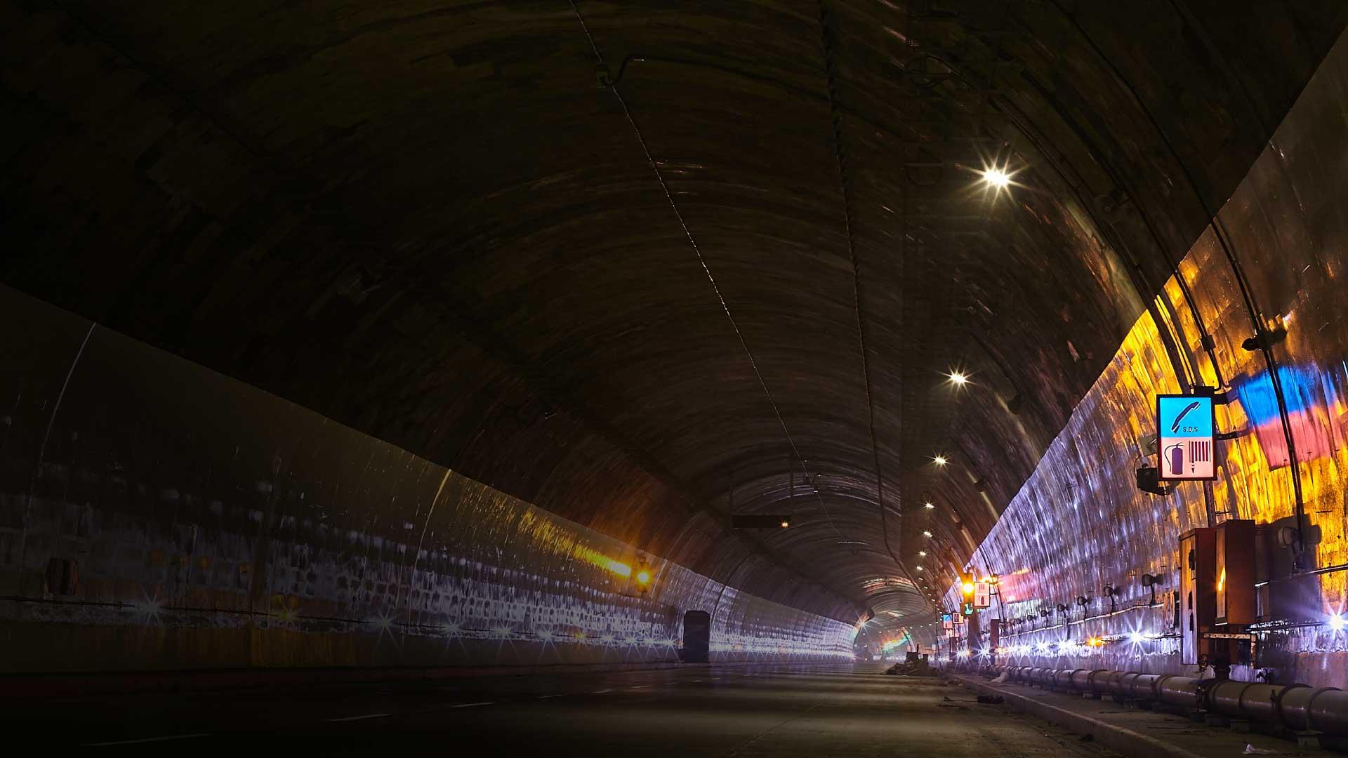 Túnel de la Línea: un logro para la ingeniería